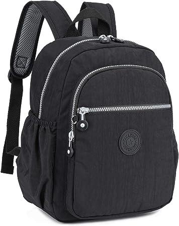 Casual Small Backpack Rucksack Lightweight Camping Bag Bookbag for Boy Girl Anchor