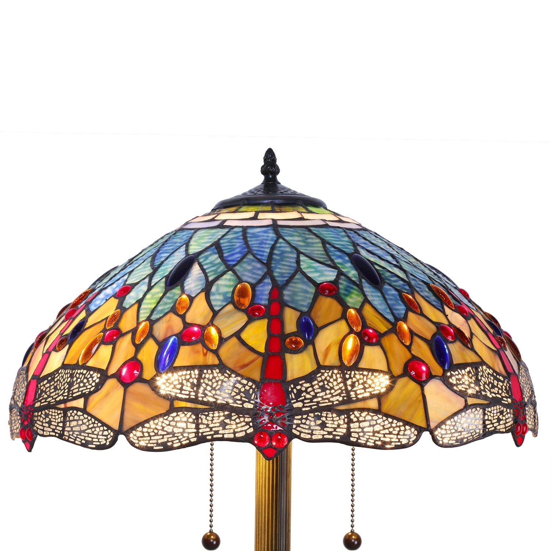 1908 studios dragonfly floor lamp video projector lamps amazon geotapseo Gallery