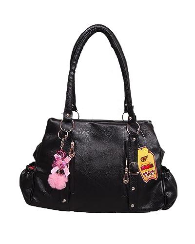 Image Unavailable. Image not available for. Colour  Gracetop Women s Handbag  (Black ... 7769c8effd