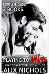 Playing to Win - A Complete Series Box Set: 3 sports romances Kindle Edition