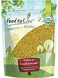 Organic Fenugreek Seeds, 2.5 Pounds — Non-GMO, Raw, Whole Methi, Kosher, Vegan, Bulk, Rich in Iron, Copper and Fiber