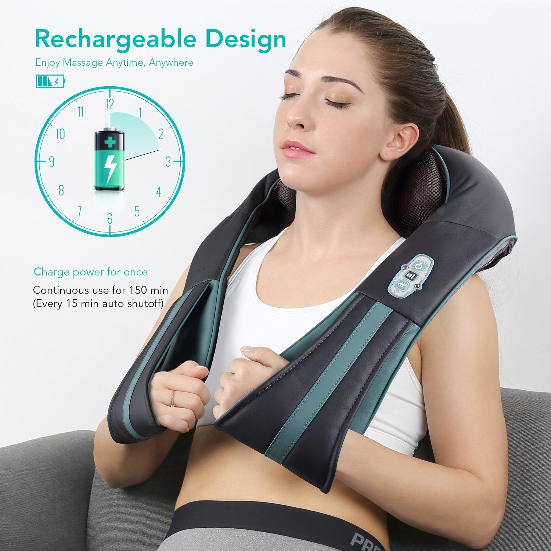 Test Nackenmassagegerät