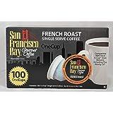San Francisco Bay single serve French Roast, 100 ct