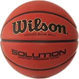 Wilson B0616X Solution Official Basketball, Orange