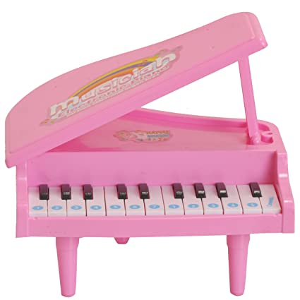 Buy Musician Electronic Piano (Pink) Online at Low Prices in