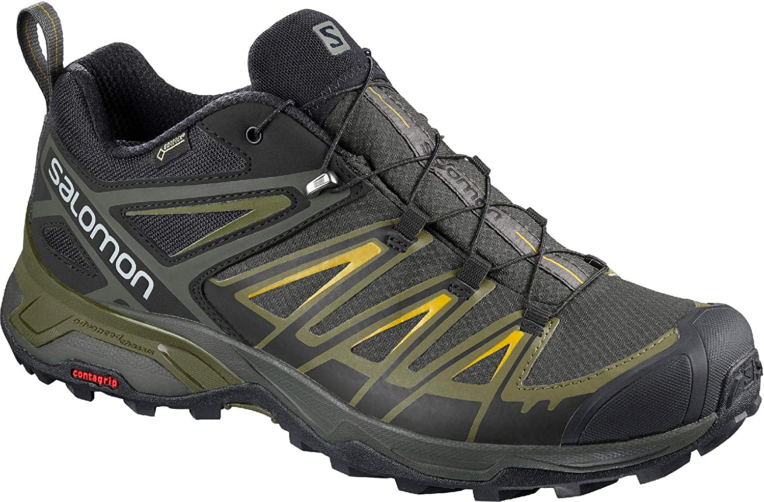 Salomon X Ultra Prime Hiking Shoes Women Outlet Uk Grey