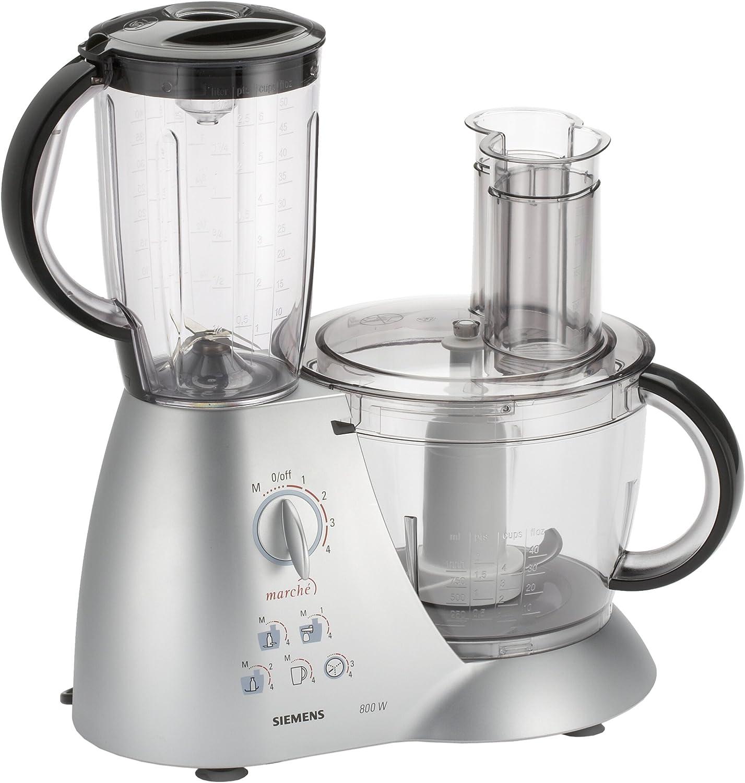 Siemens mk50850 Robot de cocina Marché/Power Mixx: Amazon.es: Hogar
