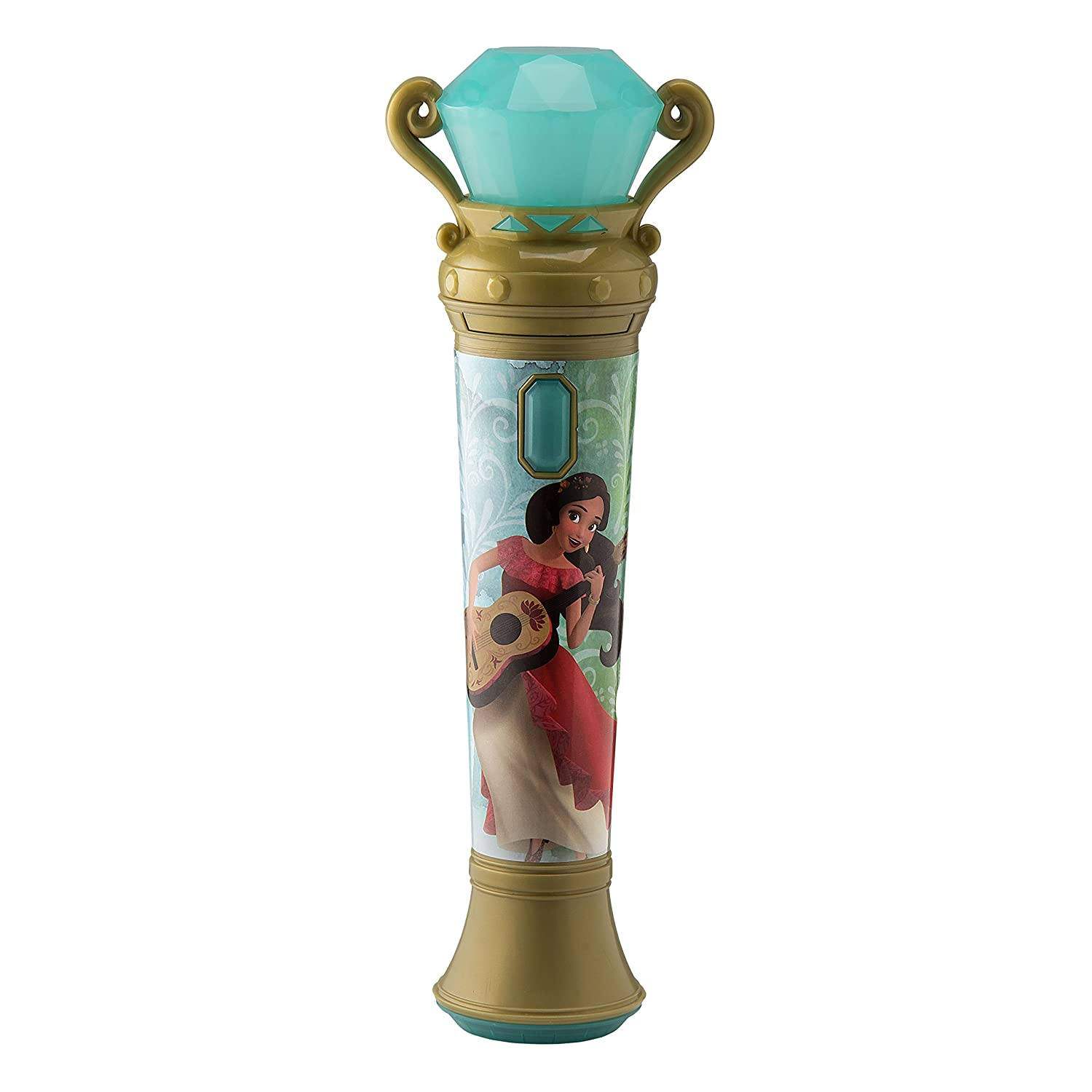 Disney Elena of Avalor MP3 Sing Along Microphone Kid Designs EL070