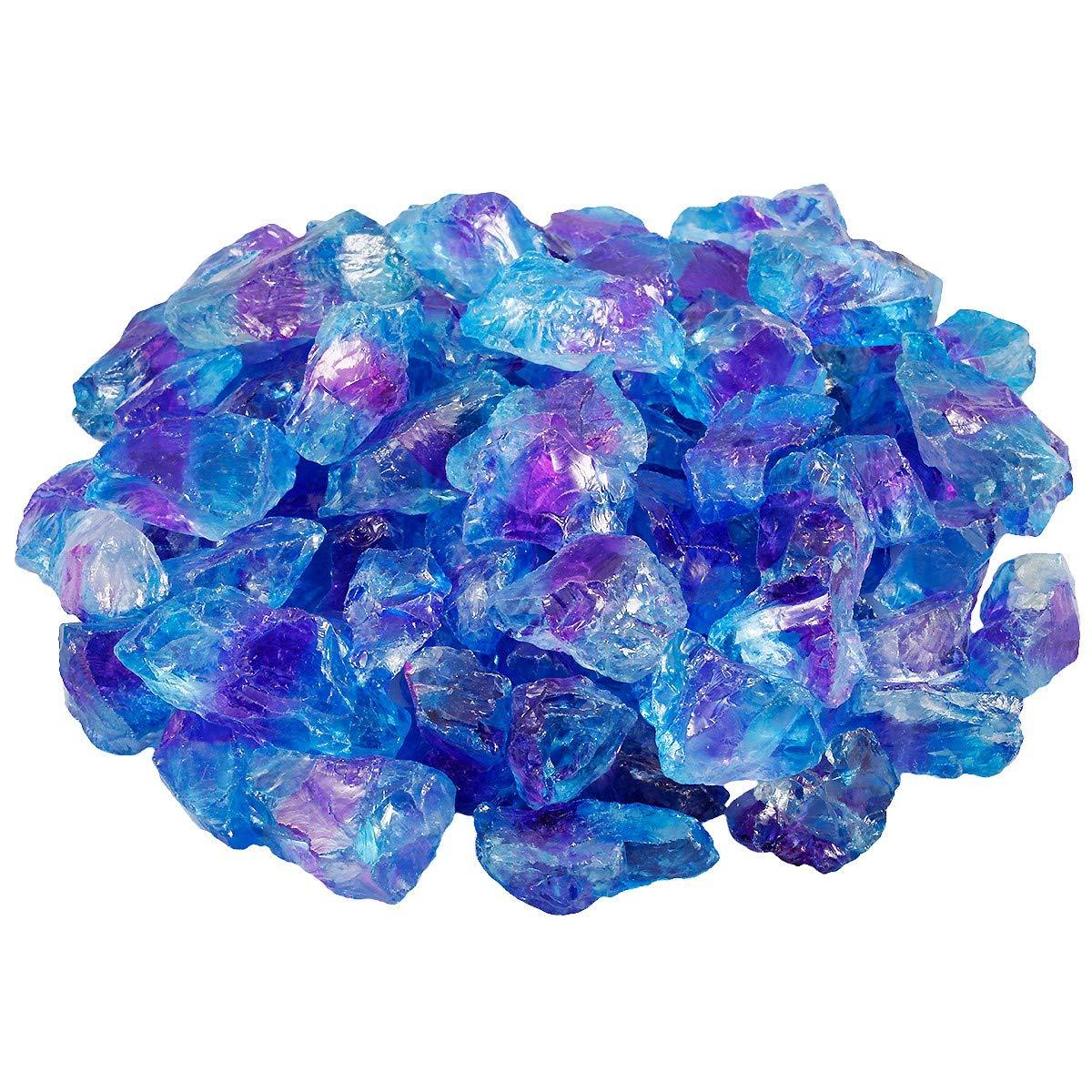 6*6mm Titanium Multicolored Hematite Gemstone Heart Beads 16/'/'