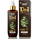 WOW Miracle 10 in 1 Bioactive Hair Oil, 200 ml