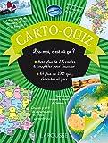 Carto Quiz (Cahiers de vacances)