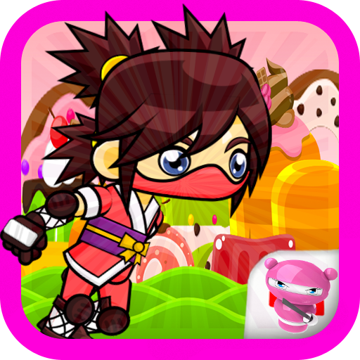 Ninja Girl: The Clumsy: Amazon.es: Appstore para Android