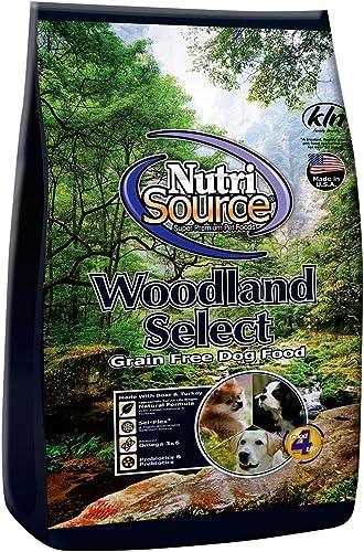 Nutri Source Woodlands Select Gf Dog Food 15 Lb