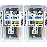 A-Tech For Apple 16GB Kit 2x 8GB PC3-12800 Mac mini iMac Late 2013 Late 2012 ME086LL/A A1418 ME087LL/A ME088LL/A A1419 ME089LL/A MF886LL/A MF885LL/A MD387LL/A A1347 MD388LL/A MD389LL/A Memory RAM