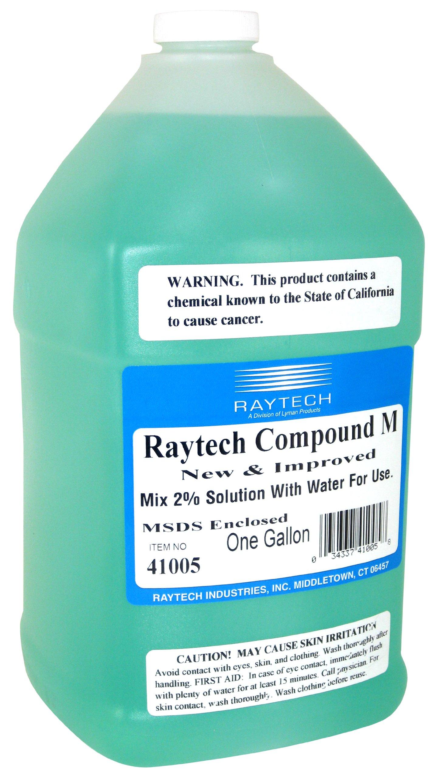 Raytech 41-005 M Compound, 1 Gallon Size