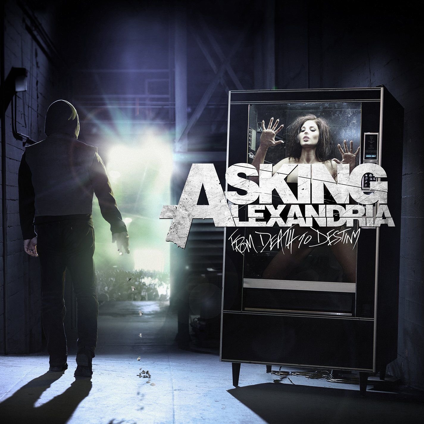 CD : Asking Alexandria - From Death to Destiny (CD)