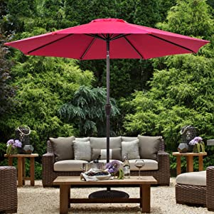Sundale-Outdoor-10-Feet-Outdoor-Aluminum-Patio-Umbrella