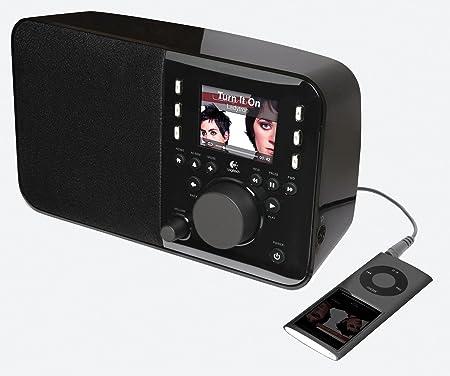 Amazon.com: Logitech Squeezebox Radio Music Player With Color ...