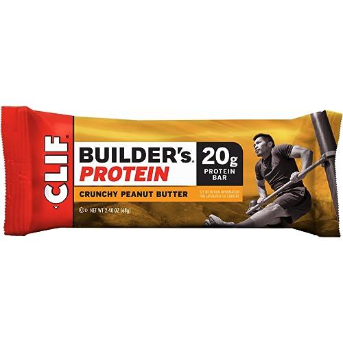 Clif Builderu0027s Protein Bars