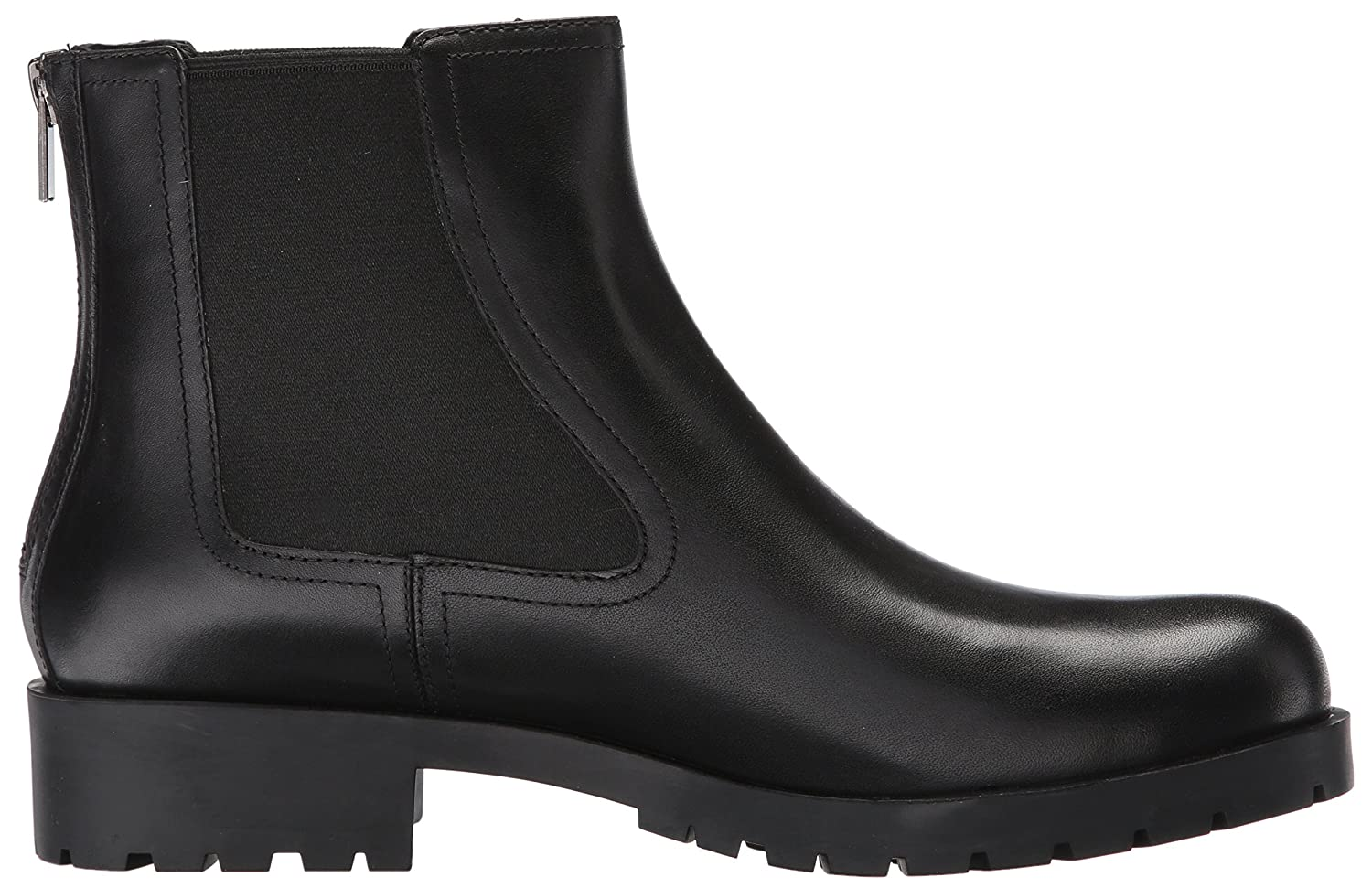 Cole Haan Women's Stanton WP Chelsea B01N27WNUA 7.5 B(M) US|Black Leather