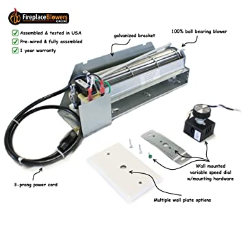 Buy Fireplace Blower Kit for Lennox Superior FBK-200: Fireplace Fans - Amazon.com ? FREE DELIVERY possible on eligible purchases