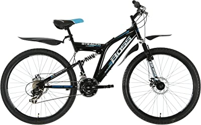 Boss Stealth Mountain Bike Image