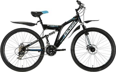 BOSS B2614093 - Bicicleta para Hombre, 26 in, Color Rojo: Amazon.es: Deportes y aire libre