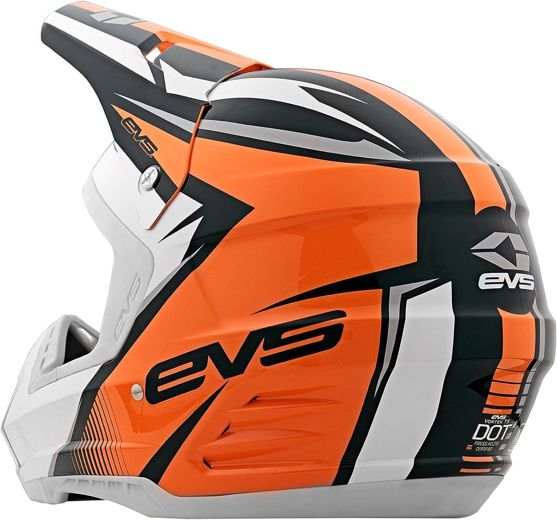 EVS Sports HT5B-LNOWH-L T5 Bolt Helmet Liner