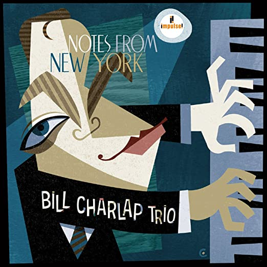 Bill Charlap - Notes From New York cover