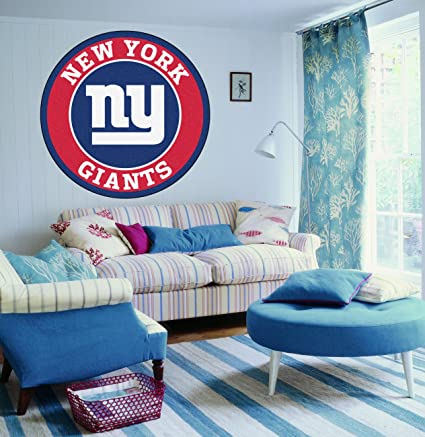 Amazon Com Giants Decal New York Giants Decal New York Giants