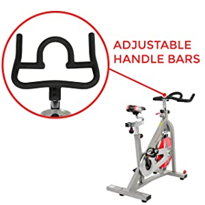 Sunny Health & Fitness Indoor Pro Cycling Bike