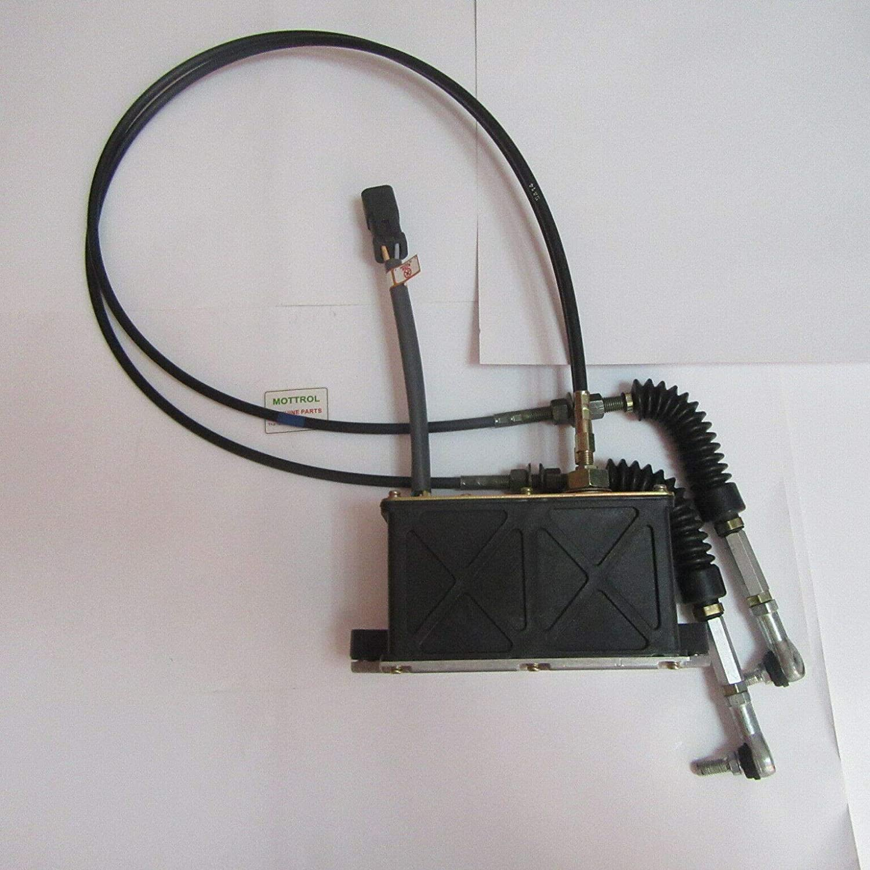 Image of 247-5231 2475231 Throttle Stepper,Motor AS Governor FITS CAT E311B E312B E320B 120-0002 1200002 1190633 119-0633 247-5229 2475229 Candleholders