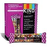 カインドプラス クランベリーアーモンド グルテンフリーバー 12袋 KIND PLUS Cranberry Almond Gluten Free Bars (ザクロ ブルーベリー ピスタチオ)