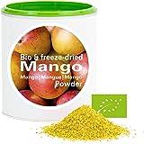 Mango en Polvo - Liofilizado|biológico|vegano|crudo|pura fruta|no aditivo|rica en vitamina|Good Nutritions…