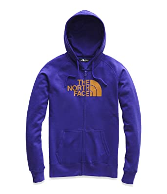 8ec8fa2f2 Amazon.com  The North Face Women s Half Dome Full Zip Hoodie  Clothing