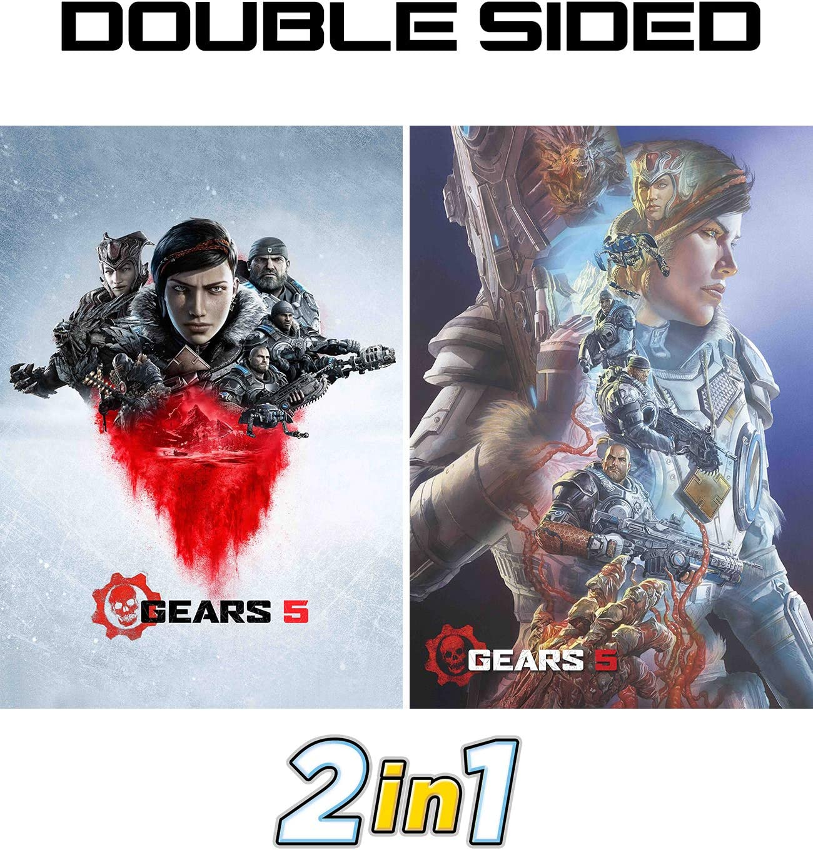 Gears 5 - Póster de Xbox One (edición definitiva): Amazon.es: Hogar