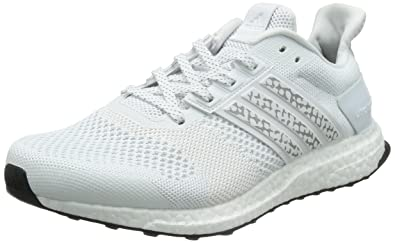 686a389bf adidas Ultra Boost ST Glow Running Shoes - 7.5 White  Amazon.co.uk ...