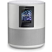 Bose Home Speaker 500: Smart Bluetooth Speaker with Alexa Voice Control Built-in, Luxe Silver