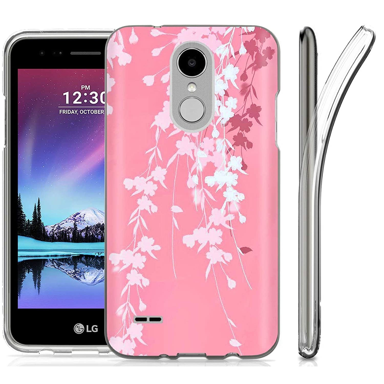 the best attitude fb2d2 087e1 Amazon.com: [Armor Xtreme] LG Fortune 2/LG Risio 3 [Clear] Soft Slim ...