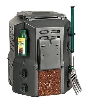 térmica compostador de 350 móvil Certificado
