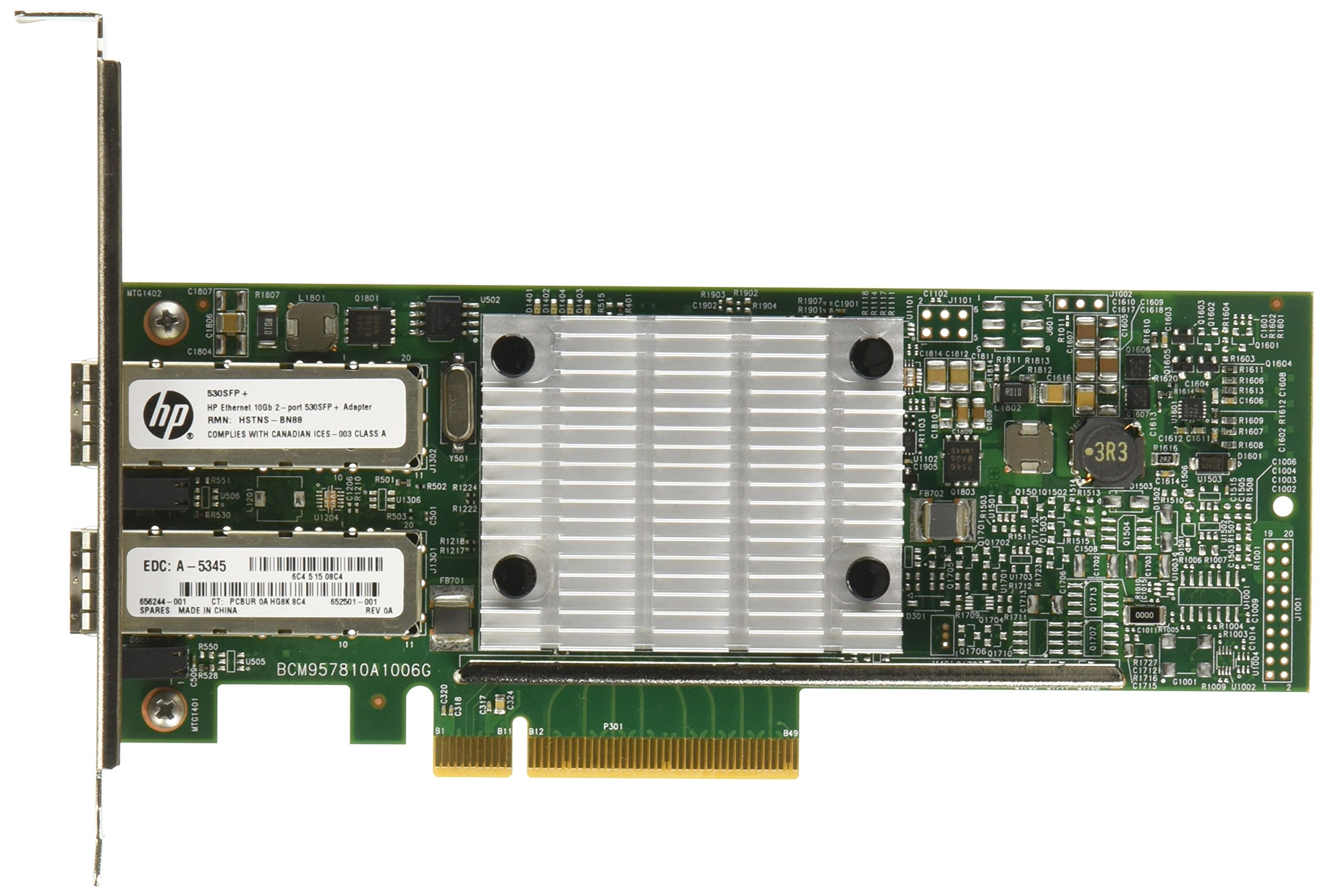 HP Ethernet 10Gb 2-port 530SFP+ Adapter