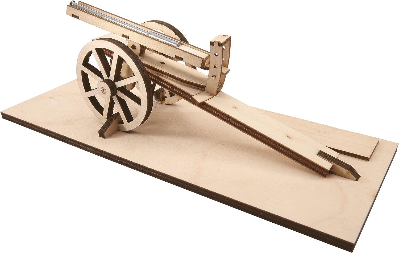 Revell 00510 Mehrfachgeschütz im Maßstab 1:16 Leonardo da Vinci