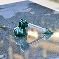Giftass Spiral Striped Art Collection Glass for Man Women Boys Girls