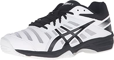 Asics Womens Gel-Solution Slam 2 Tennis Shoes White Sports Breathable Trainers