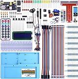 BONROB 40in1 Raspberry Pi用 ブレッドボード ジャンパーワイヤー 抵抗 LED 温度/湿度センサ RABホルダー Raspberry Pi 4B 3 2 Model B B+ A A+に対応 電子工作 プログラミング IoT実践 ラズベリーパイ BS002