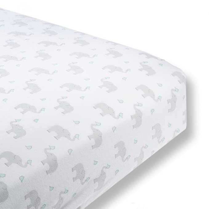 swaddledesigns flannel crib mattress