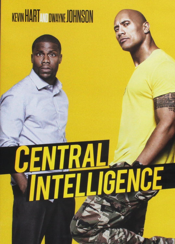 Central Intelligence 2016 Amazon Ca Dvd