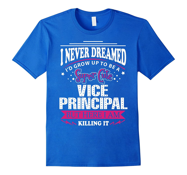 ad9ae266 Vice Principal T-Shirt-TD – theteejob