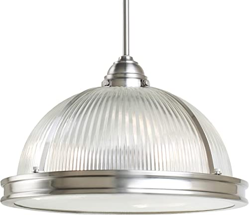 Sea Gull Lighting 65062-962 Pratt Street Prismatic Three-Light Pendant Hanging Modern Fixture