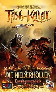 Unbekannt Czech Games Edition cged0020Die Arena von Tash-kalar–Die Nieder hoellen